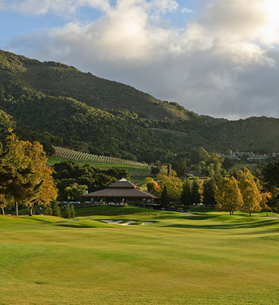 Carmel Valley Ranch Golf